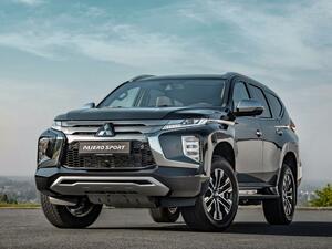 三菱 パジェロスポーツとアウトランダーがロシアで「SUV オブ・ザ・イヤー」を受賞