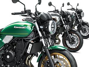 【カワサキ】レトロスポーツ「Z650RS」日本導入は2022年春頃! あなたはどのカラーを選ぶ?