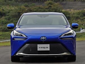 【写真蔵】フルモデルチェンジされたトヨタの燃料電池自動車「MIRAI」は、未来のプレミアムカーを目指した