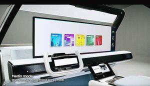 〈CES2021オンライン〉サムスン電子、「デジタルコクピット2021」で次世代車のライフスタイル提案