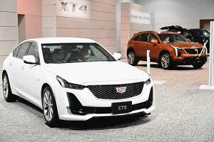 GMジャパン、日本投入の新モデル「CT5」「XT4」初披露 新型「エスカレード」は1490万円から