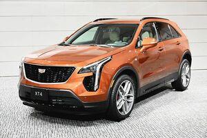GMジャパン、キャデラックの新型車 小型SUV「XT4」と高級セダン「CT5」を発売 2リットルターボ搭載