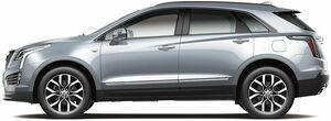 GMジャパン、キャデラック「XT5」と「XT6」の一部仕様を変更