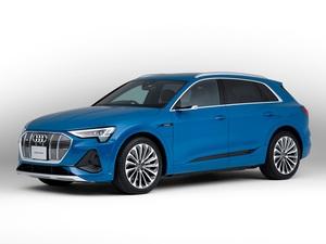 アウディが電気自動車「e-tron」にバッテリー容量71kWh、航続距離316kmのグレード「50」を追加