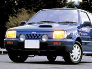 【平成スポーツPVランク第1位】日産 マーチ スーパーターボ(EK10型:1989年1月発売)
