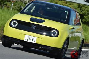 個性派EV「ホンダe」は電気の力でどれだけ走る? 実電費を徹底検証