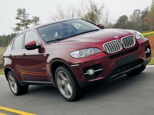 【ヒットの法則428】BMW X6は新技術を盛り込んだ新発想のプレミアムSUVだった