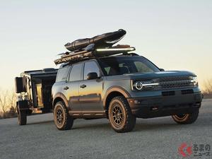 フォードがバーチャルSEMAショーでカスタムコンセプトを公開!夢のアウトドアアドベンチャー