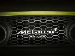 マクラーレンの次世代ハイパフォーマンス ハイブリッド スーパースポーツ、その名は「アルトゥーラ」!