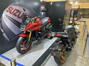 【11月28日/29日】今週末は東京/秋葉原で特別なスズキ『カタナ』が展示されるバイクイベントが開催!【SUZUKI/KATANA】