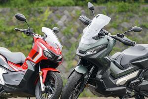 ホンダ「X-ADV」「ADV150」キャンプツーリング・インプレ|ATアドベンチャーバイクが叶える快適・気軽なキャンプ旅