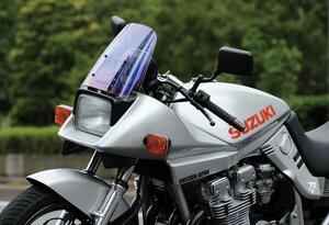 スズキ「GSX1100S KATANA」歴史解説&車両紹介|オートバイのデザインの歴史を変えた革命児