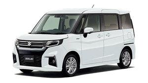 新型「ソリオ」室内空間さらに広く 安全面でスズキ小型車「初採用」も 12月発売