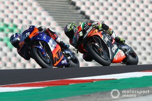 【MotoGP】表彰台を争えるペースだったのに! 怒るエスパルガロ兄「予選位置のせいで……」|ポルトガルGP