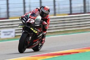 【MotoGP】新天地での初レース終えたビニャーレス、今後の改善誓う「これは挑戦……一歩一歩だ」