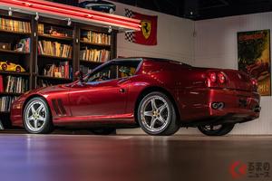 1台4億円!! フェラーリになぜ「アメリカ」の名がつくのか北米向けオープン・フェラーリを調査