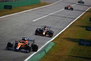 """F1イタリアGP勝利は""""フロックでもなんでもない""""。リカルド「タイヤ交換を終えた時、勝利を確信した」"""