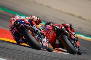 2021 MotoGP第13戦アラゴンGPドゥカティのバニャイアが初優勝 ホンダのマルケス今季二度目の表彰台