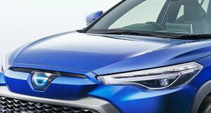 トヨタ新型SUV「カローラクロス」日本発売…海外仕様と顔が違った。価格は200万円切りからスタート