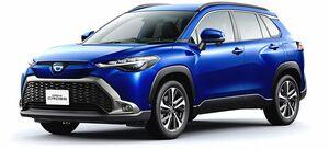 トヨタ、新型SUV「カローラクロス」発売 高い実用性に手ごろな価格 199万9000円から