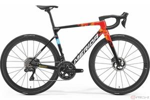 ドイツに開発拠点を置く自転車メーカー「メリダ」 軽量オールラウンダー「スクルトゥーラ」を発表