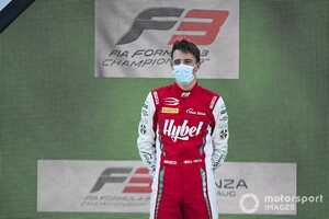 メルセデスF1、フレデリック・ベスティと育成ドライバー契約。2021年はARTグランプリからFIA F3参戦