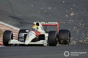 【F1】王者になった唯一のV12……アイルトン・セナ&マクラーレン・ホンダMP4/6の物語(前編)