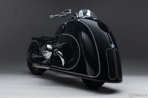 BMW Motorrad「R18」 ドイツ人カスタムビルダーによるアールデコ調の最新カスタムを公開