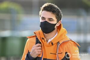 ストレスの溜まる週末で言葉も荒れ気味だった? ランド・ノリス、F1ポルトガルGPでの発言を謝罪「不用意で愚かだった」