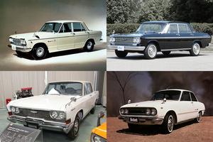 1964年は名車の「当たり年」だった! 東京オリンピック開催年に登場した「夢いっぱいの国産車」8選