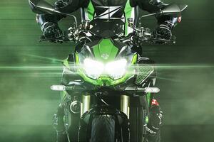 カワサキが「Z H2 SE」の国内仕様車を発表! 電子制御サスを採用したZシリーズの最高峰が日本でも4月にデビュー