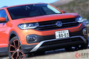 2020年ベストセラー輸入SUV、VW「T-クロス」が本格販売開始! カタログモデルが登場