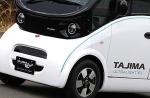 手の届きやすいEVは中国のだけにあらず! タジマモーターが開発する超小型EVに注目!!