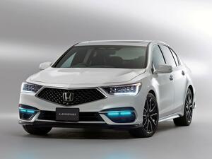 ホンダが新型レジェンドに自動運転レベル3の技術を導入し発売。限定的にアイズオフが可能に