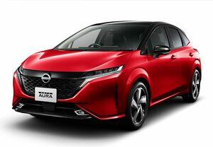 新型車「ノート オーラ」、発売から3週間で受注1万台を突破