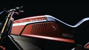 【動画】イタルデザインが、ドゥカティ860-Eコンセプトを公開!! その市販化は、はたしてあるのでしょうか?