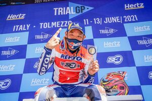 """日本人初のトライアル世界王者""""フジガス""""藤波貴久が2021年シーズン限りでの引退を発表"""
