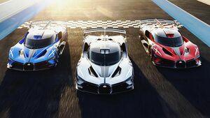 スカイグループ、ブガッティ「ボリード」の予約受付開始 世界限定40台 8リットルW16エンジン搭載