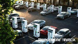 ブリヂストン、欧州でEV充電設備関連ビジネスに参入