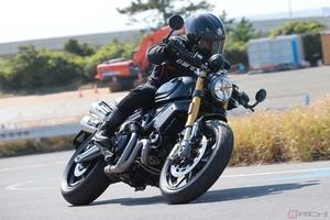 ドゥカティ「スクランブラー1100スポーツプロ」は空冷ビッグツインエンジンとスポーティな走りが魅力