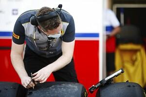F1、タイヤ内圧の監視を強化。次戦フランスGPから走行後のタイヤもチェックへ