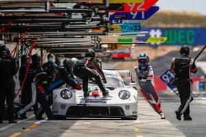 フェラーリに完敗。ポルシェ911 RSRを襲った「驚きの」タイヤ・デグラデーション/WEC第2戦