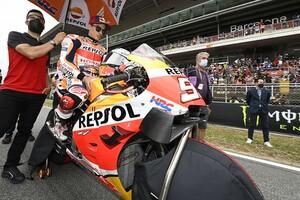 【MotoGP】ホンダがこのまま終わるわけがない! マルク・マルケス「シーズン終わりまでに表彰台に立つ」