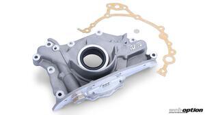 「日産RBエンジン使いは要チェック!」油圧の安定化に効果絶大な大容量オイルポンプ登場