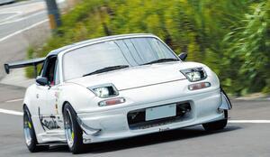 初代ロードスターにジャガー製V6エンジンを搭載。でも、意外なほど乗りやすかったワケとは