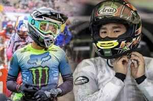 下田丈×岡谷雄太。日本人初優勝の二人が分かちあうものとは vol.2「ロードレースとオフロードレースの違い」