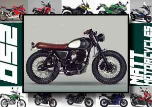 マット モーターサイクルズ「Mastiff 250」いま日本で買える最新250ccモデルはコレだ!【最新250cc大図鑑 Vol.050】-2020年版-
