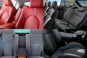 布より革とはかぎらない!? 車のシート「素材」で変わる長短と意外な事実