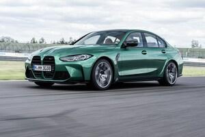 新型BMW M3とM4のグリルが巨大化した理由とは? コンペティションはAWDも設定