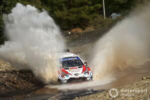ランク首位再浮上のエバンス、WRCタイトル争いには慎重姿勢「あと2戦、何が起きるか分からない」